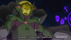 Gundam AGE 2 Episode 27 I Saw a Red Sun Screenshots Youtube Gundam PH (22)