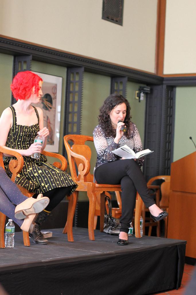 NYC Teen Author Festival 2012 5