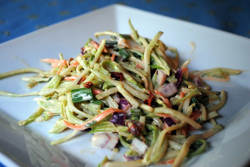 Chipotle Broccoli Slaw