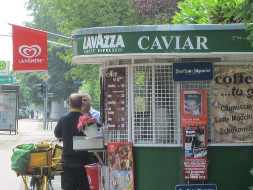 Meerbusch kiosk