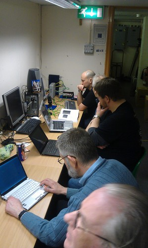 Blackpool LUG Meeting 12/05/2012