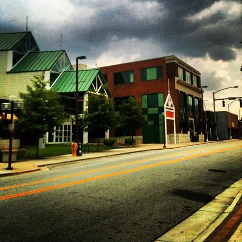 Greensboro Cultural Center by Greensboro NC