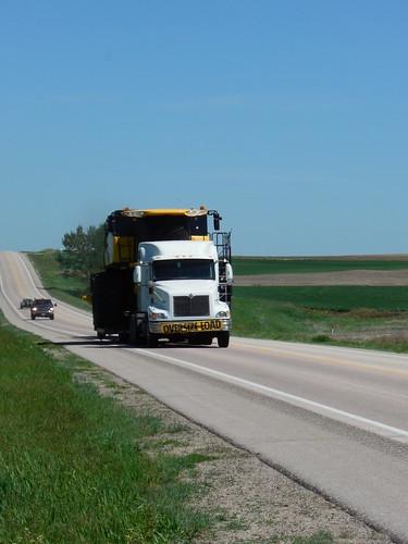 On the highways