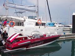 hydrolift, Boat Asia 2012, Marina @ Keppel Bay