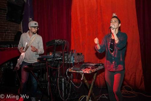 Ark Analog @ Mercury Lounge