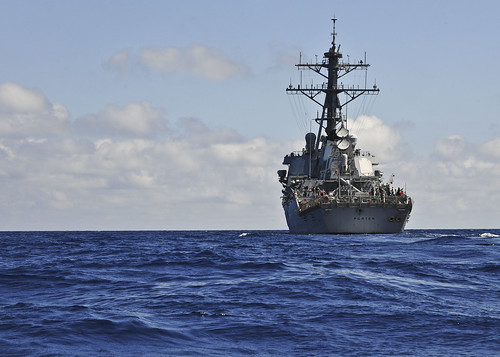 USS Porter in Mediterranean Sea [Image 5 of 5]  by DVIDSHUB