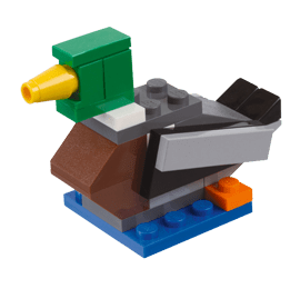 LEGO Monthly Mini Model Build – 2012-04 (April)