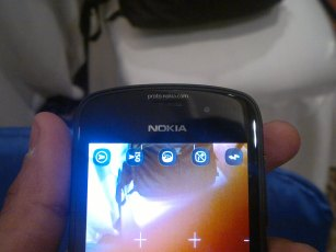 Proyotype Nokia 808 PureView