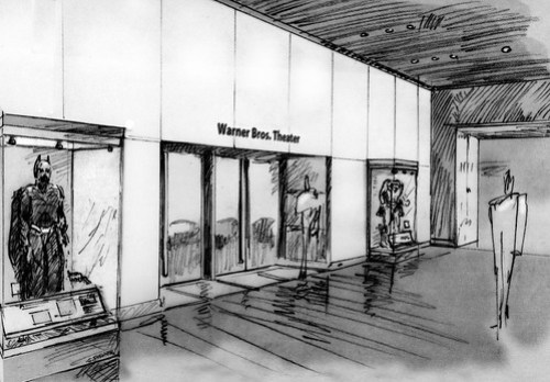 Warner Bros. Presents Gift to Smithsonian; New Theater Will Feature Digital 3-D Technology