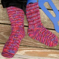 1339 firecracker socks