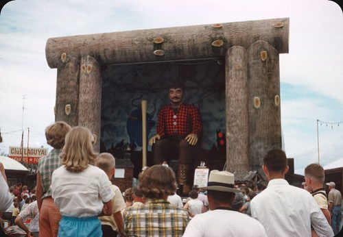 The Shrine of Paul - 1956
