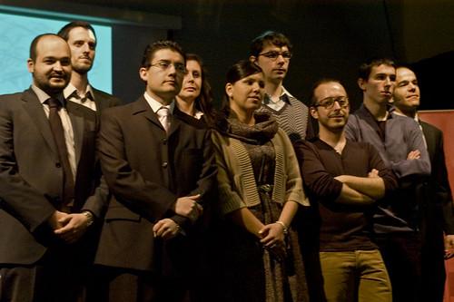 Ceremonia Premio Joven 2010