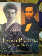 """Not sure what's more awesome, the history of Jewish pioneers in NM or the """"role"""" of Noah Wyle"""