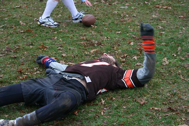 Thanksgiving Football 2010
