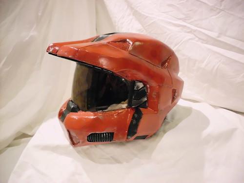 Mk-VI - Red (V5) Left