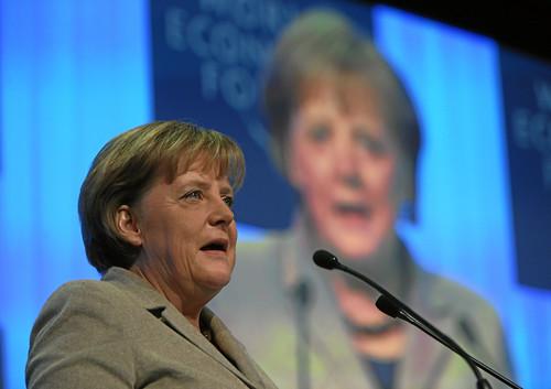 Angela Merkel - World Economic Forum Annual Meeting 2011