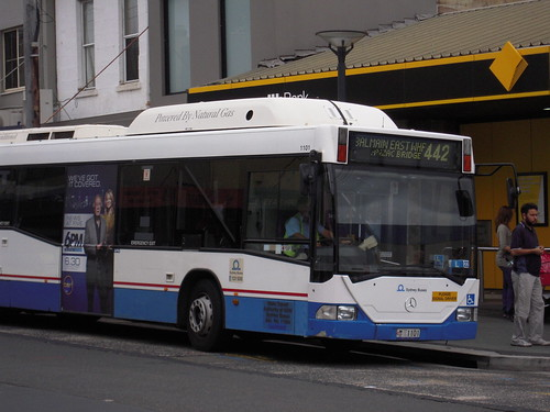 bus BALMAIN photo