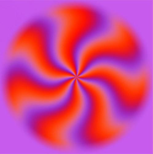 pink spinning illusion 2