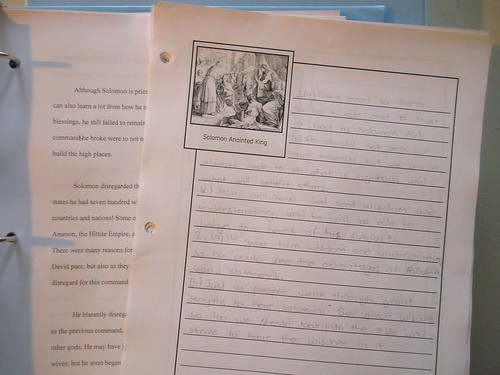 How To Use Notebook Pages To Write An Essay Using the Institute for     Notebooking Page Notes for Essay