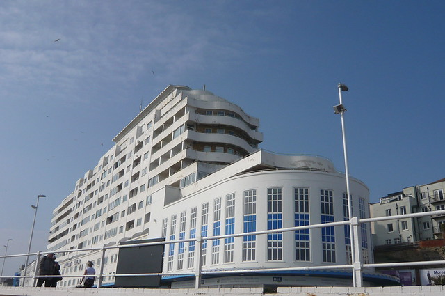 Marine Court, St Leonards-on-Sea by G Travels @ Flickr