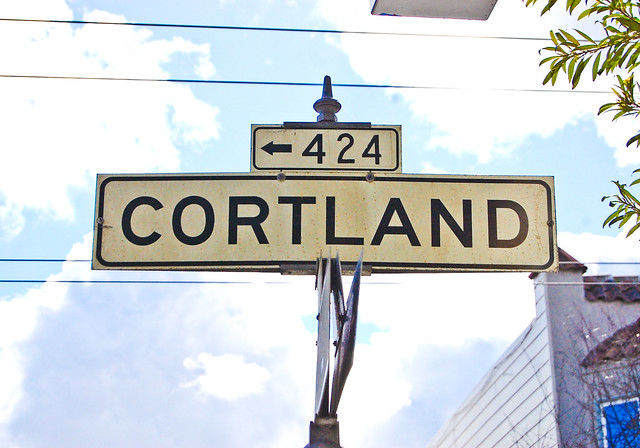 Postitively Cortland