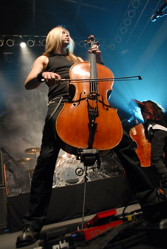 Apocalyptica during my Metal Marathon