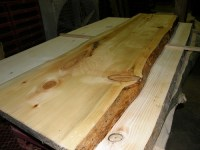 natural slab wood for signs & tables