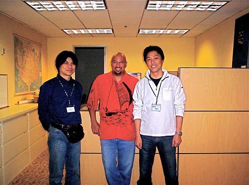 Phil Gates _ Yoshi Ikegami