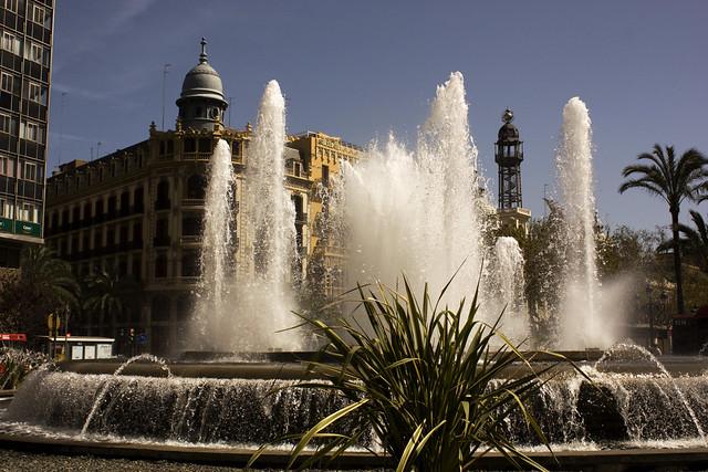 Plaza del Ayuntamiento 2011