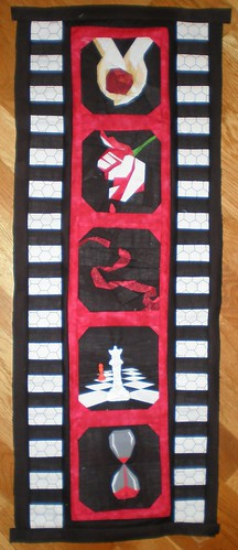 Twilight cover wall hanging