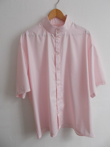pale pink casual shirt