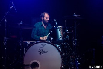 Band Of Skulls @ Motorco Music Hall in Durham NC on October 3rd 2016