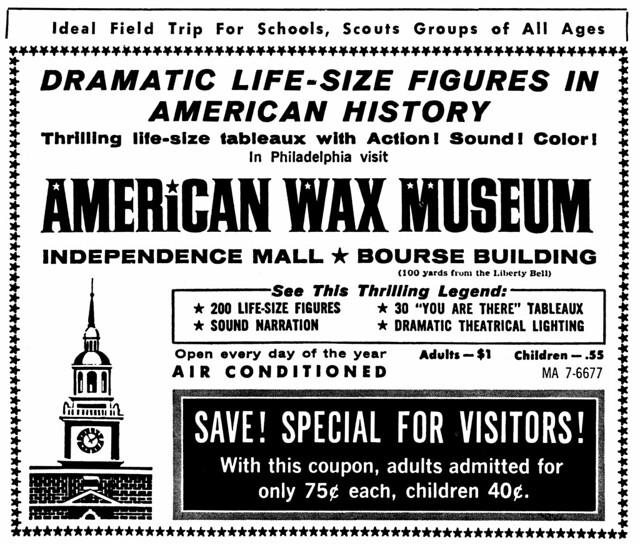 American Wax Museum