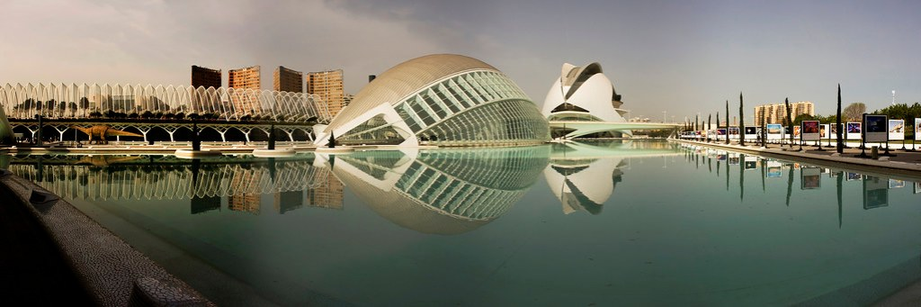 City of Arts and Science, Valencia 2011