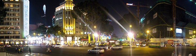 Saigon at Night