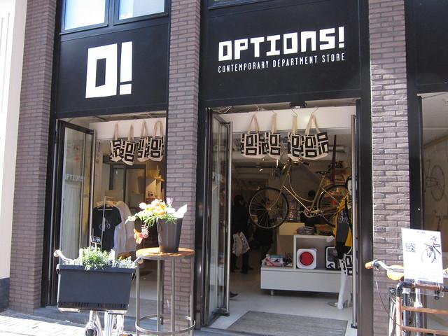 Options! Amsterdam