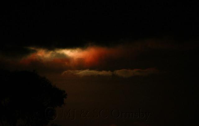 orange twilight