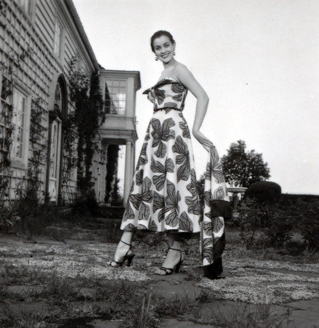 Moter, sommeren 1953