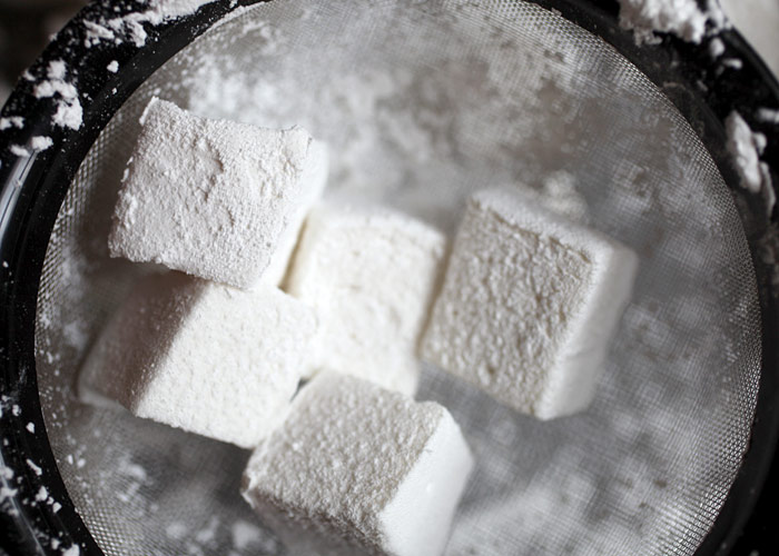 Dusted Marshmallows