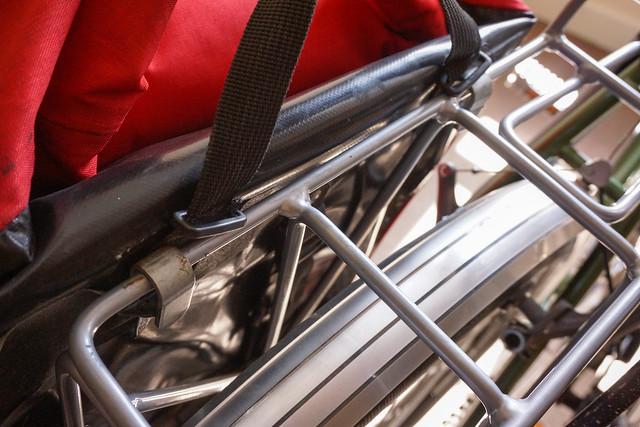 Crosso pannier rack attachment hooks 2