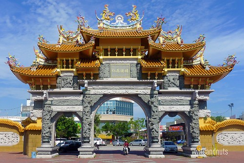 9 Emperor Gods Temple, Penang, Malaysia