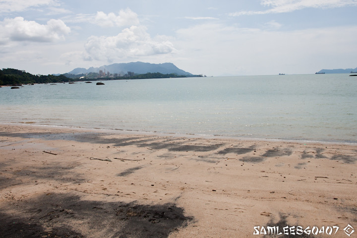 20120406 2012.04.06 Black Sand Beach & Air Hangat Village @ Langkawi-2