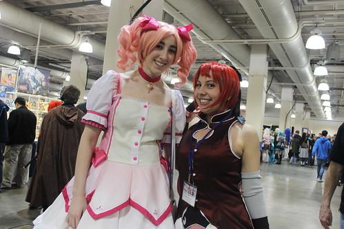 Madoka & Kyoko
