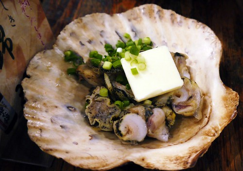 shell fish bbq