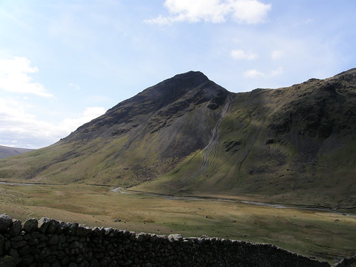 Yewbarrow and Dorehead Screes