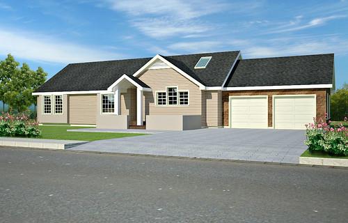 #H 87 house plan