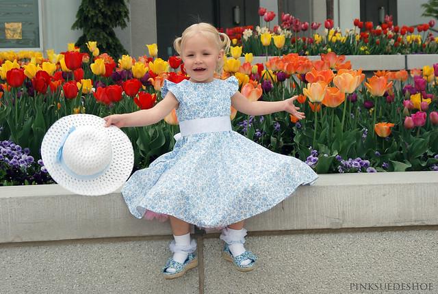 Easter dress 8