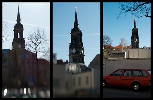 Blickwinkel Dreikönigskirche