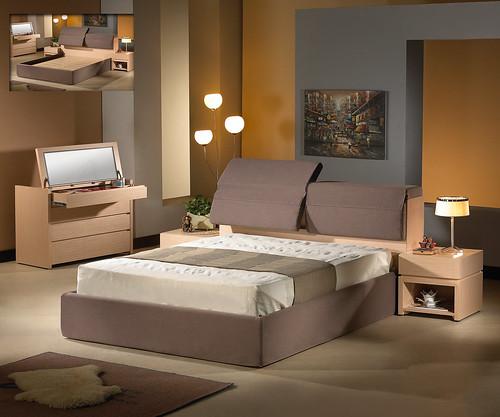掀床工廠推薦款-麗莎人造白橡床組-高質感排骨透氣床架組1