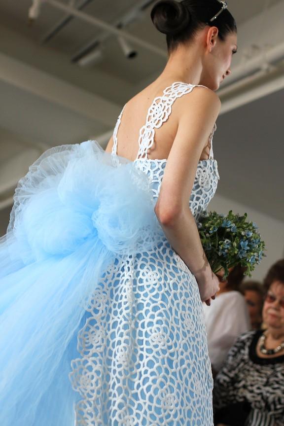 Oscar de la Renta Bridal 2013 108